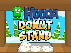 Donut Stand